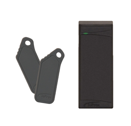 Access Control Fobs and ioProx card reader